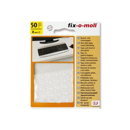 Image of Fix-o-moll geluidsdemper 50st 8mm t 4007219000186