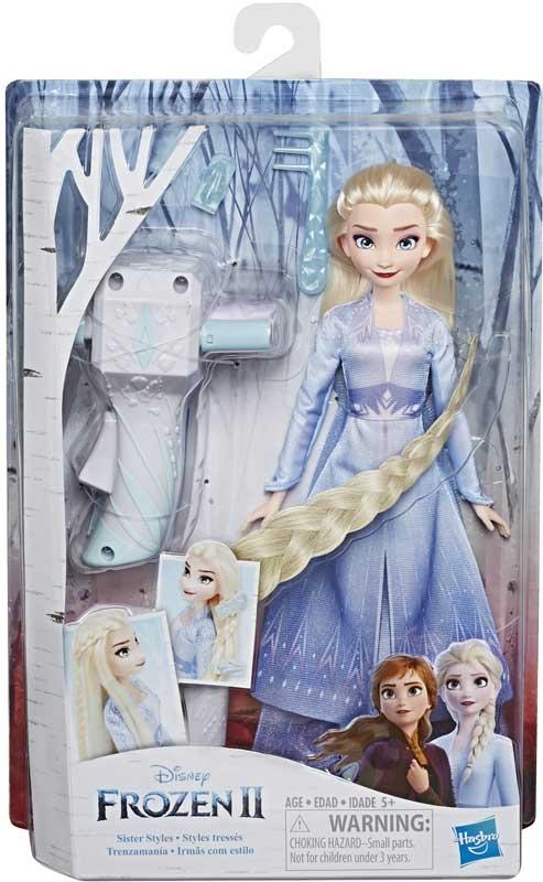 Hasbro Frozen 2 Pop met Haarstyleset