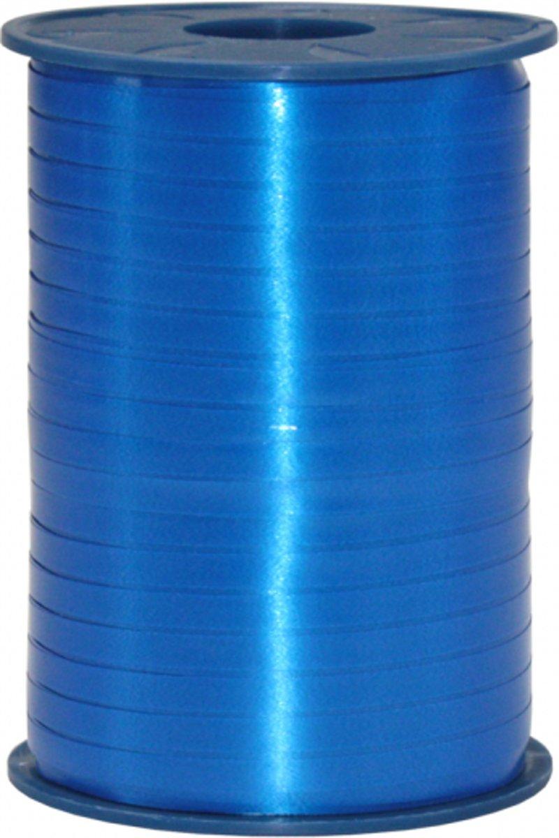 Krullint 10mm/250mtr blauw