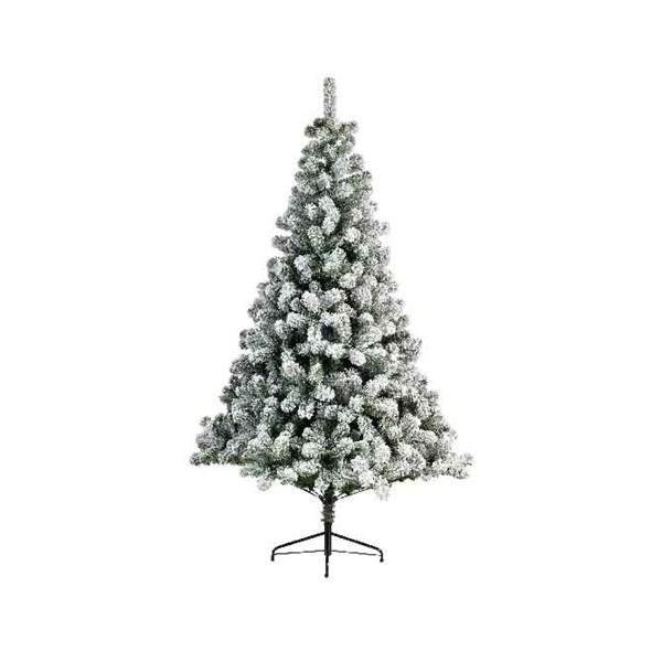 Image of everlands kunstkerstboom Imperial Pine snowy 180cm 8719152783038