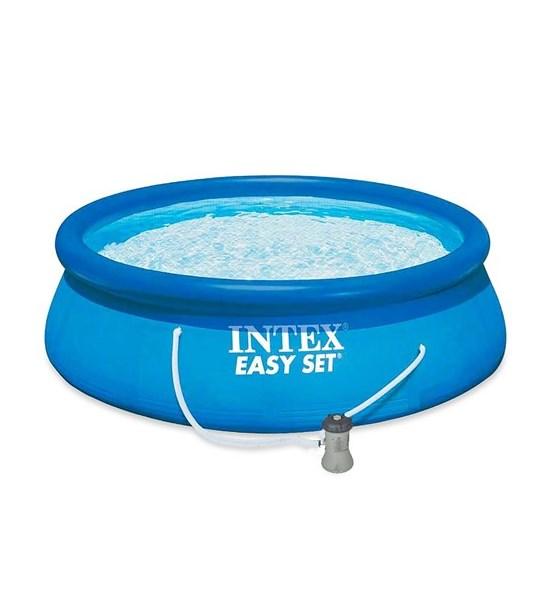 Intex EasySet zwembad 457x84 incl pomp