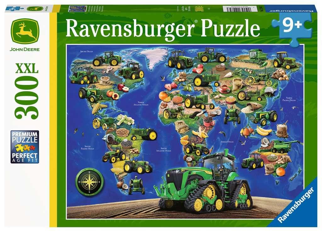 Ravensburger puzzel World of John Deere