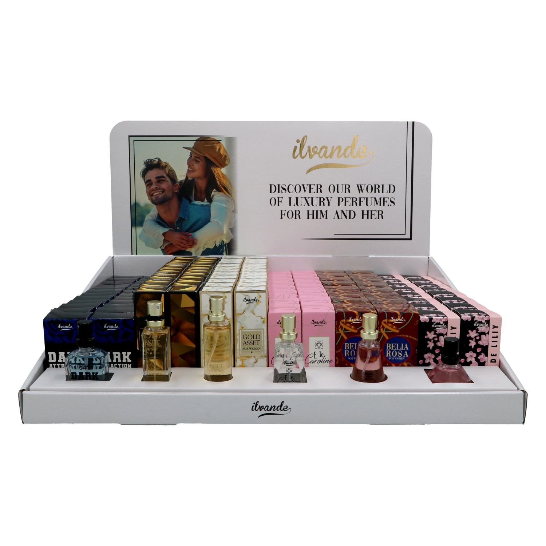 ilvande Parfum Belia Rosa for women 15ml