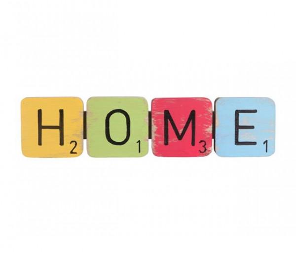 """Joy hanger letters """"Home""""31x8 cm"""