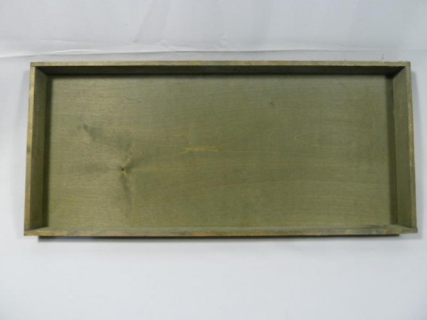 Dienblad oud hout 55x25x4 cm