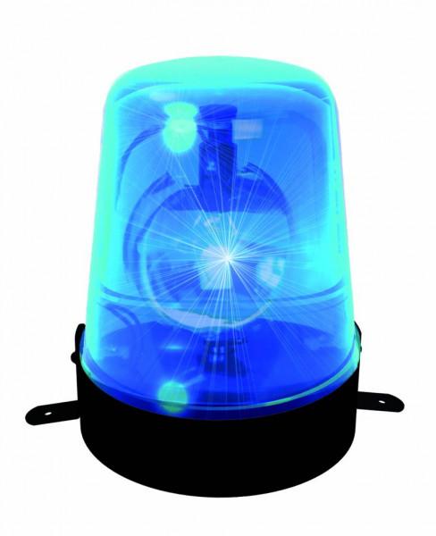 Police light, blue - 12V
