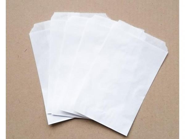 Witte zakjes 15x22 1000 st