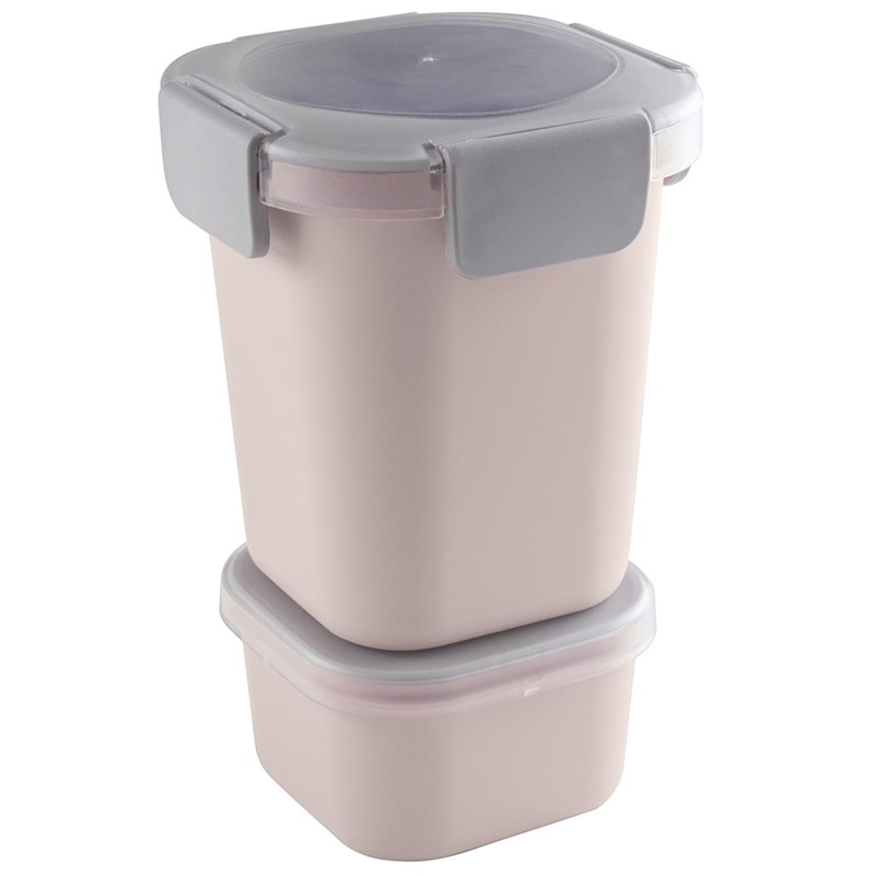 Sigma Home Food to go Lunch beker roze