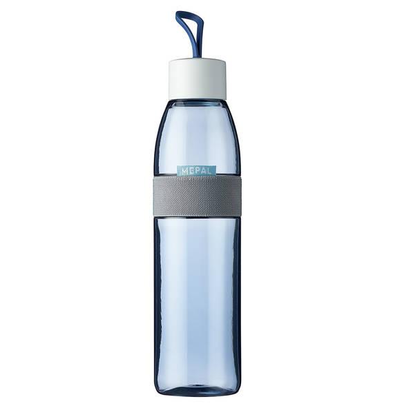 Mepal - waterfles Ellipse - 700 ml - Nordic denim - drinkfles volwassenen -