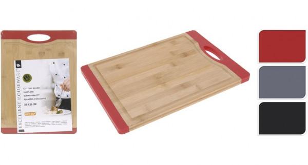 Snijplank bamboe 35x25 cm verkrijgbaar i