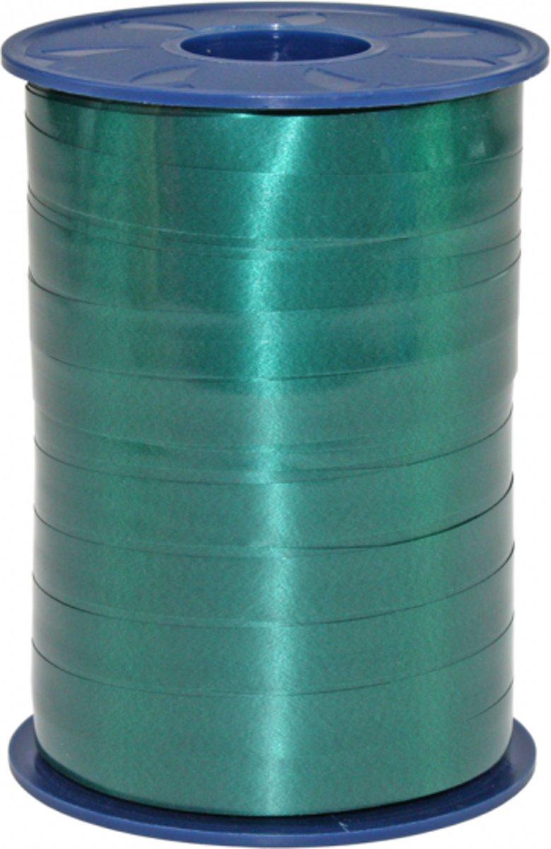 Krullint 10mm/250mtr donkergroen