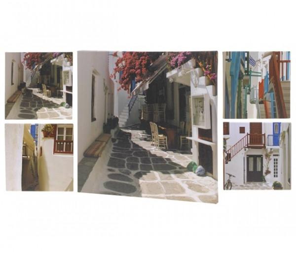 Schilderij Huis