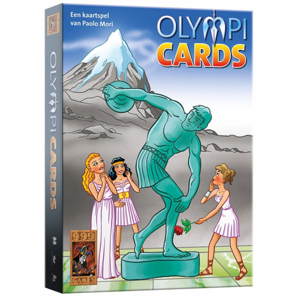 999 Games Olympi cards