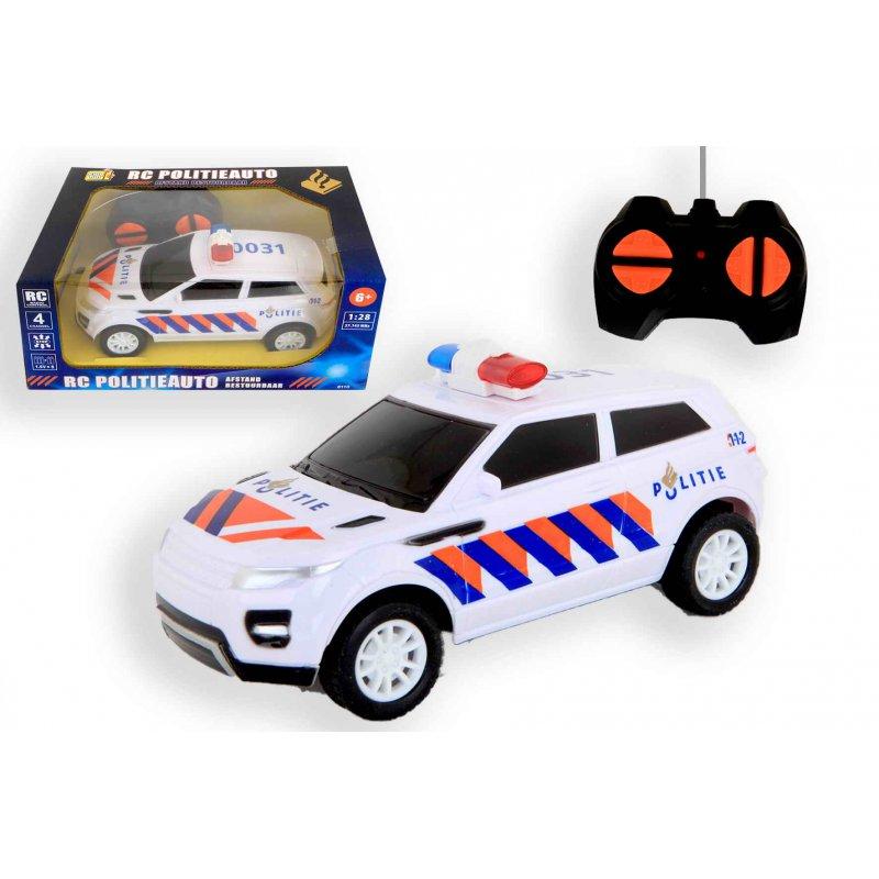 Image of RC Auto politie 1:28 8717154281101