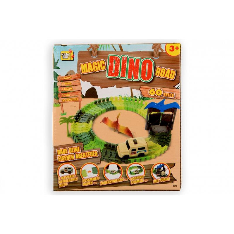 Image of Magic Road Dino 60-delig 8718053888163