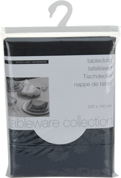 Tafelkleed polyester220X150cm
