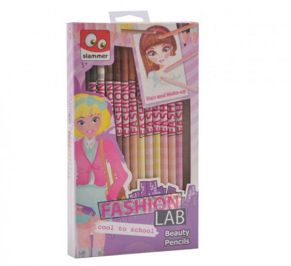 Fashion Lab huidskleur potloden